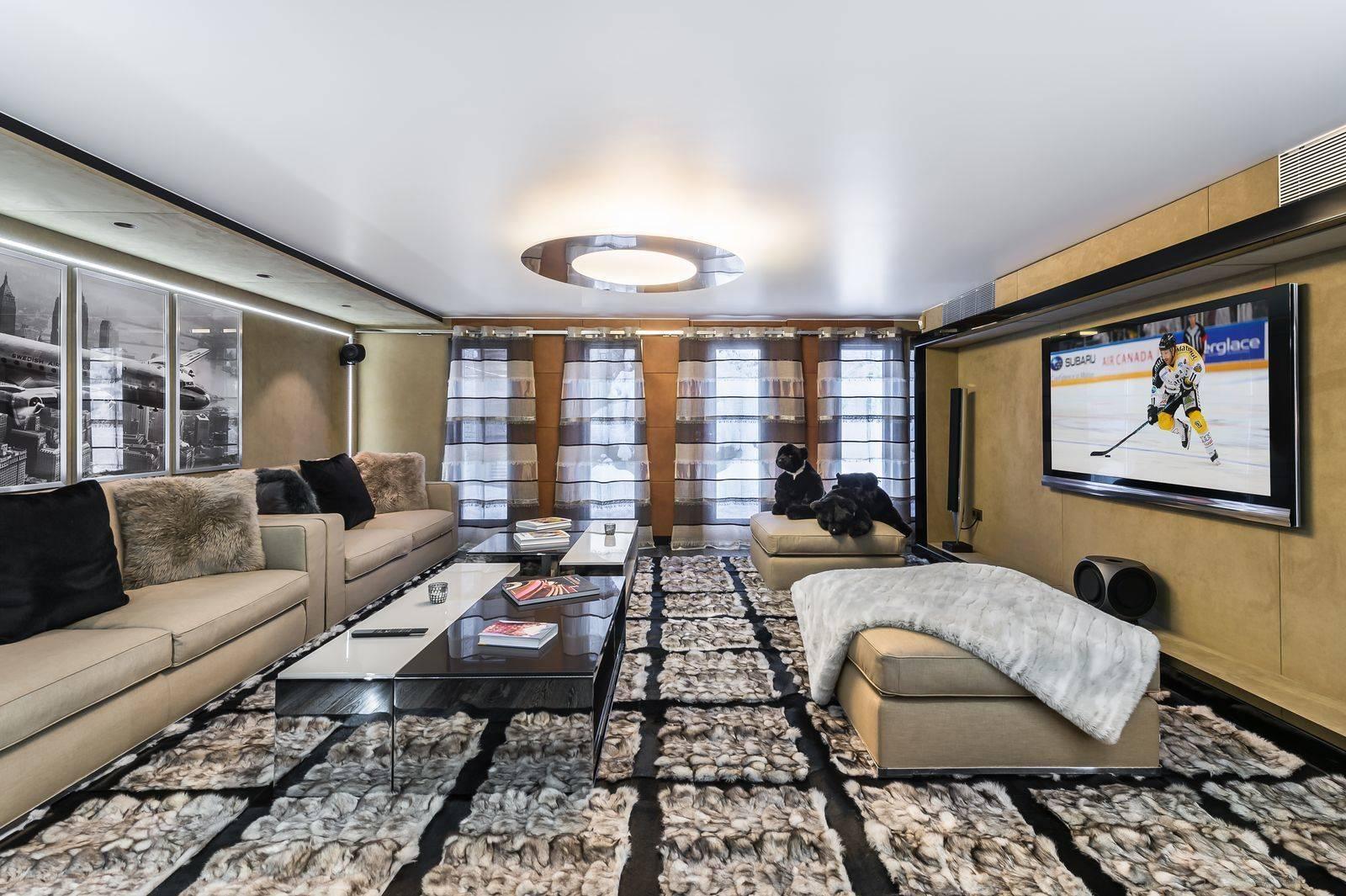Lovelydays luxury service apartment rental - Megève - Senses Chalet - Partner - 6 bedrooms - 6 bathrooms - Comfortable sofa - c03a4acc2470 - Lovelydays