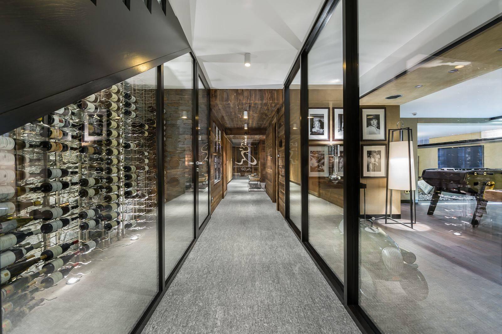 Lovelydays luxury service apartment rental - Megève - Senses Chalet - Partner - 6 bedrooms - 6 bathrooms - Double living room - e8c86119526c - Lovelydays