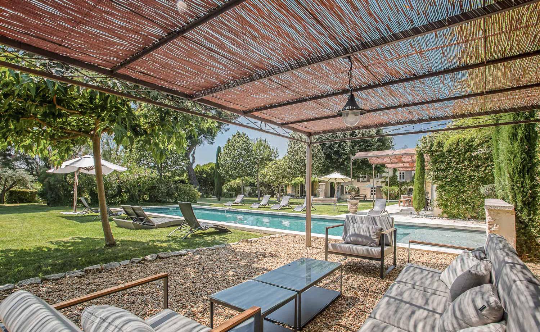 Lovelydays luxury service apartment rental - St Rémy de Provence and surroundings - Ameu Mas - Partner - 6 bedrooms - 6 bathrooms - Exterior - 14c4cd6466e3 - Lovelydays
