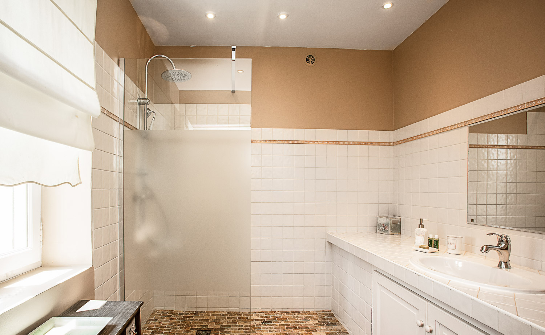 Lovelydays luxury service apartment rental - St Rémy de Provence and surroundings - Ameu Mas - Partner - 6 bedrooms - 6 bathrooms - Lovely shower - f583d0c4b1ea - Lovelydays