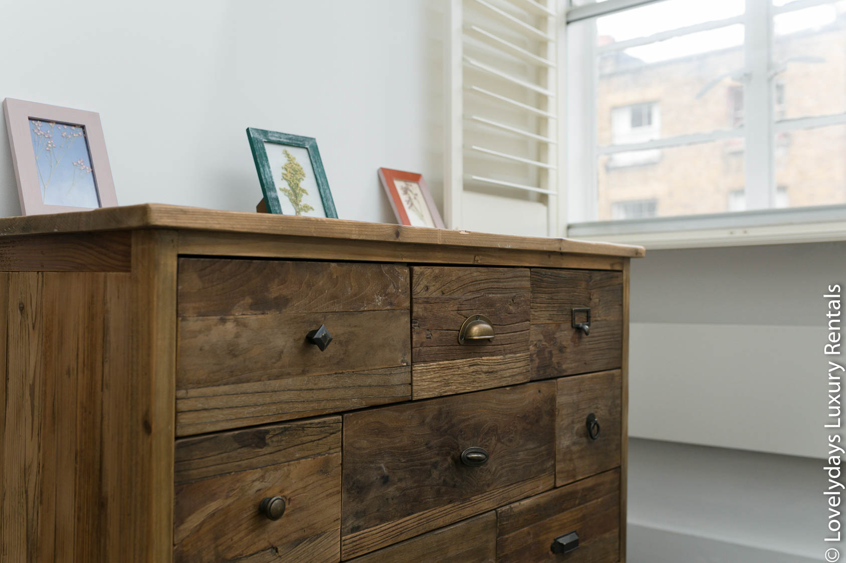 Lovelydays luxury service apartment rental - London - Fitzrovia - Goodge 55 - Lovelysuite - 2 bedrooms - 3 bathrooms - Design - f12a5e110718 - Lovelydays