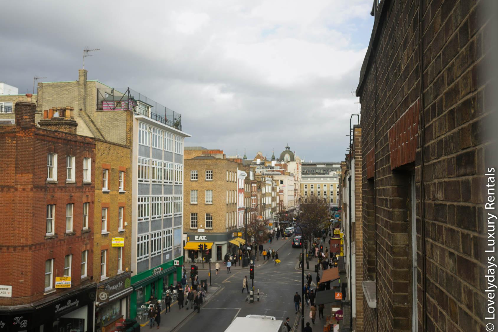 Lovelydays luxury service apartment rental - London - Fitzrovia - Goodge 55 - Lovelysuite - 2 bedrooms - 3 bathrooms - Hallway - 7acbd1b07064 - Lovelydays