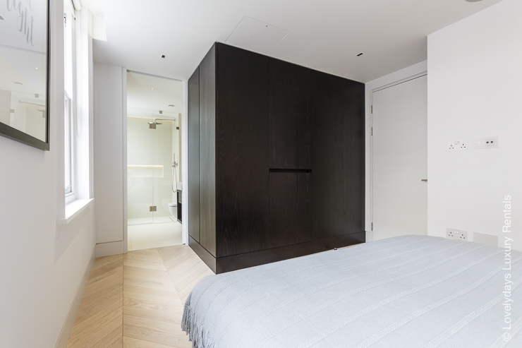 Lovelydays luxury service apartment rental - London - Fitzrovia - Goodge street - Lovelysuite - 2 bedrooms - 2 bathrooms - Double bed - f6a5546a59a0 - Lovelydays