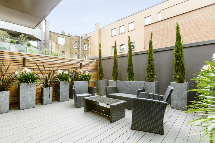 Lovelydays luxury service apartment rental - London - Fitzrovia - Goodge street - Lovelysuite - 2 bedrooms - 2 bathrooms - Huge terrace - d4931818dda3 - Lovelydays