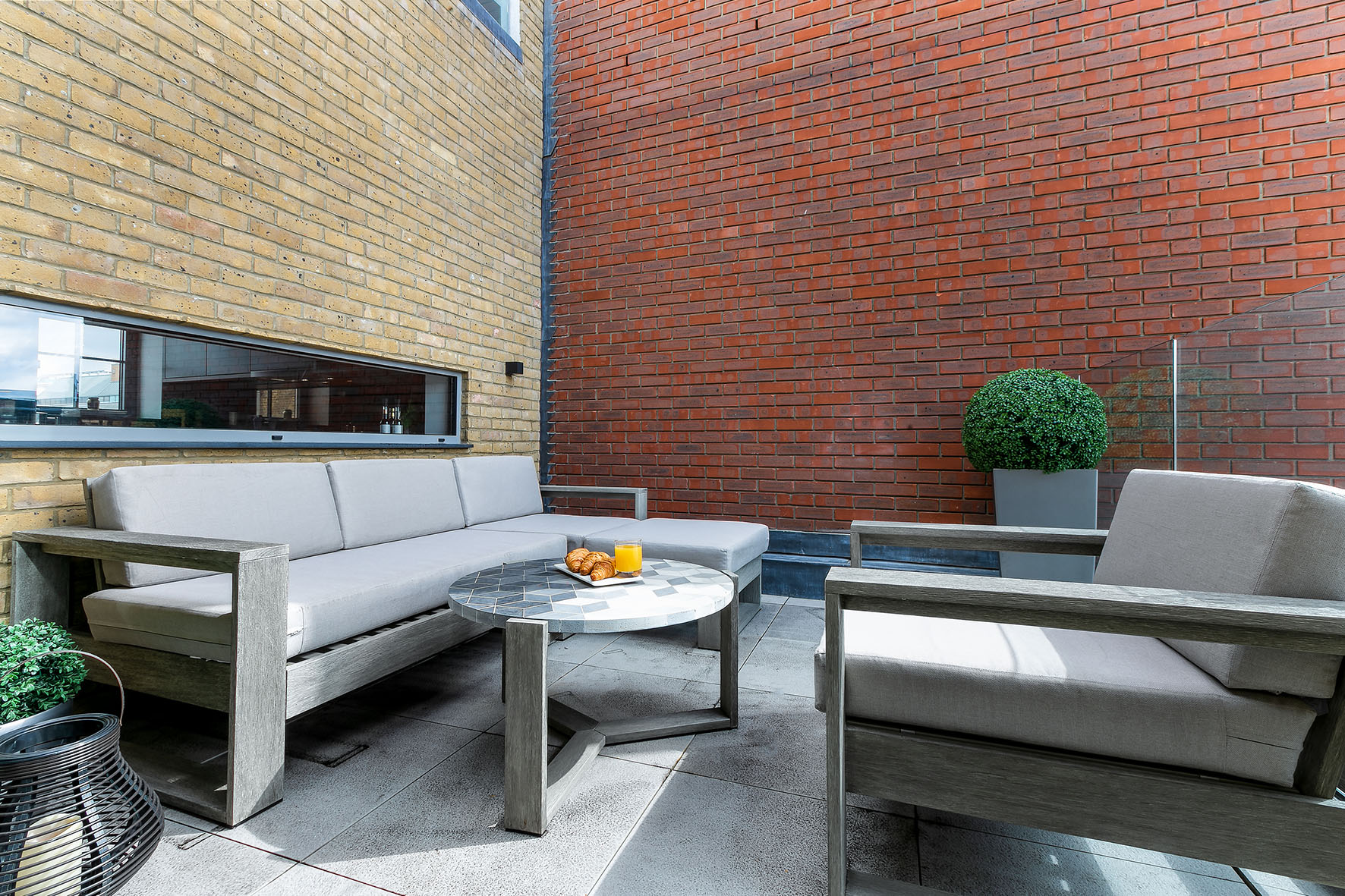 Lovelydays luxury service apartment rental - London - Soho - Great Marlborough St. IX - Lovelysuite - 2 bedrooms - 2 bathrooms - Huge terrace - 5 star apartment in london - 55f8495b4a56 - Lovelydays