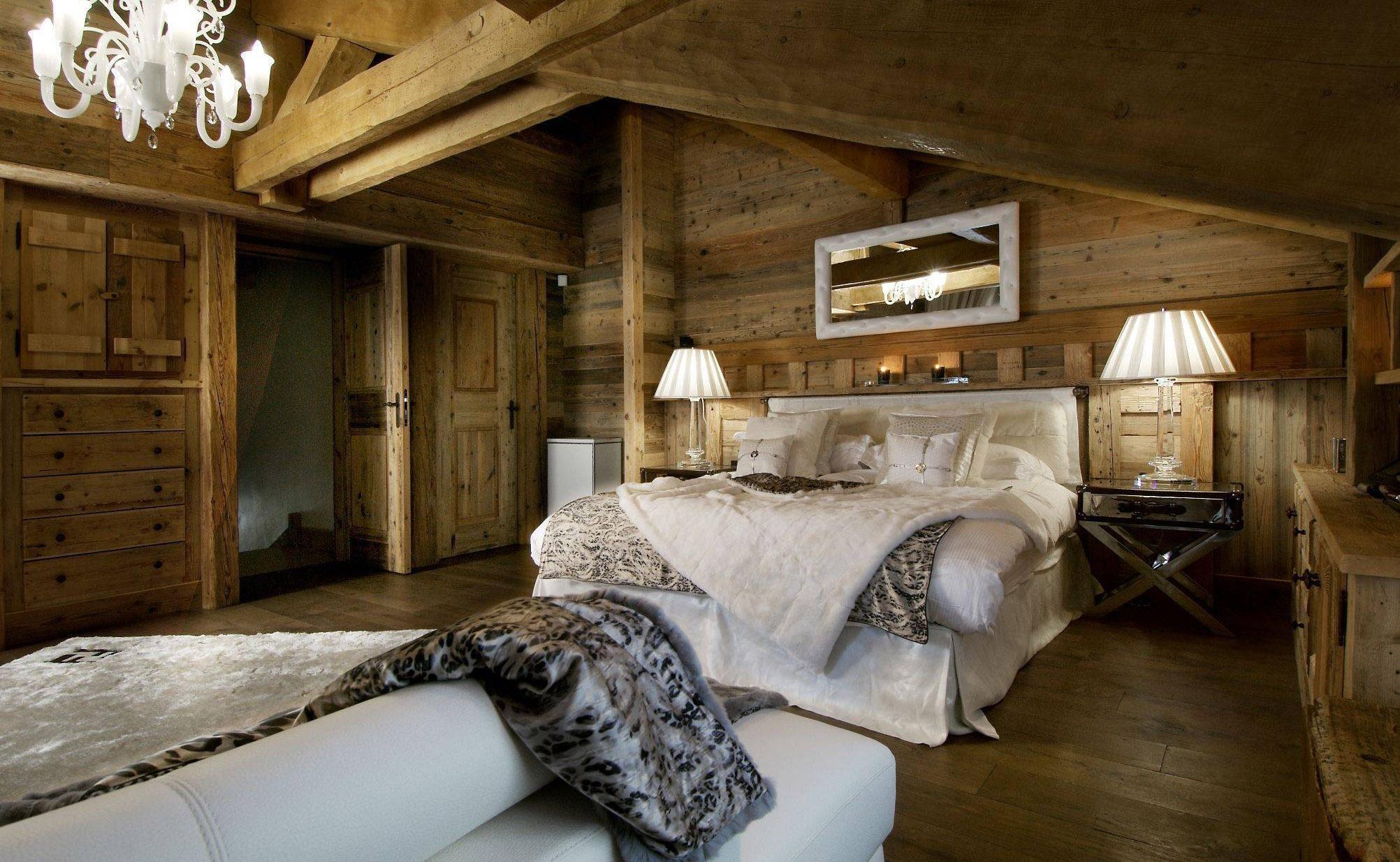 Lovelydays luxury service apartment rental - Courchevel - Great Roc Chalet - Partner - 7 bedrooms - 6 bathrooms - King bed - 5b2c98831678 - Lovelydays
