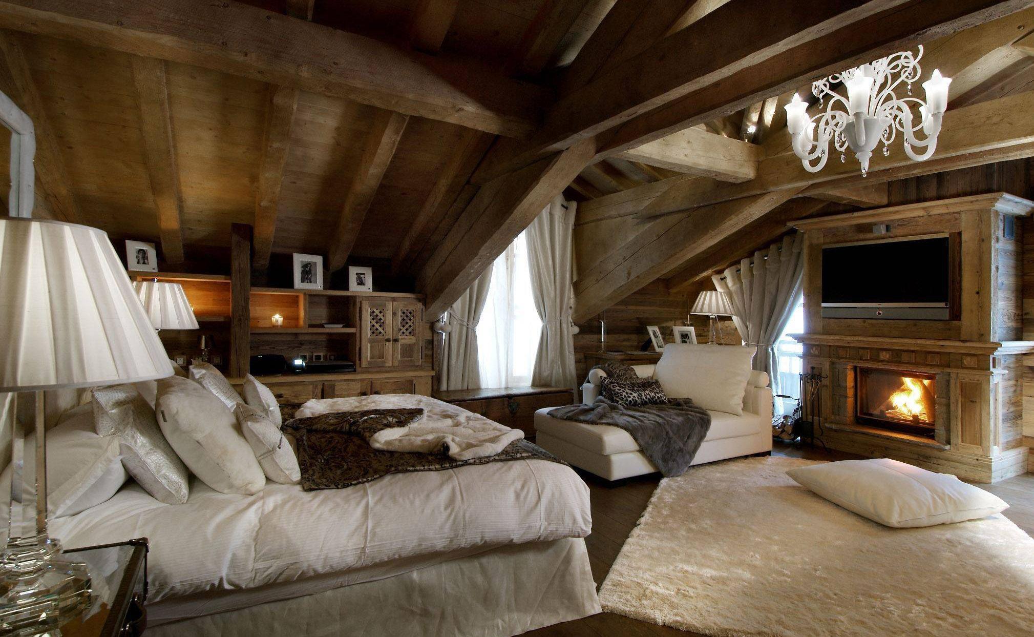 Lovelydays luxury service apartment rental - Courchevel - Great Roc Chalet - Partner - 7 bedrooms - 6 bathrooms - King bed - a4dc1295f89c - Lovelydays