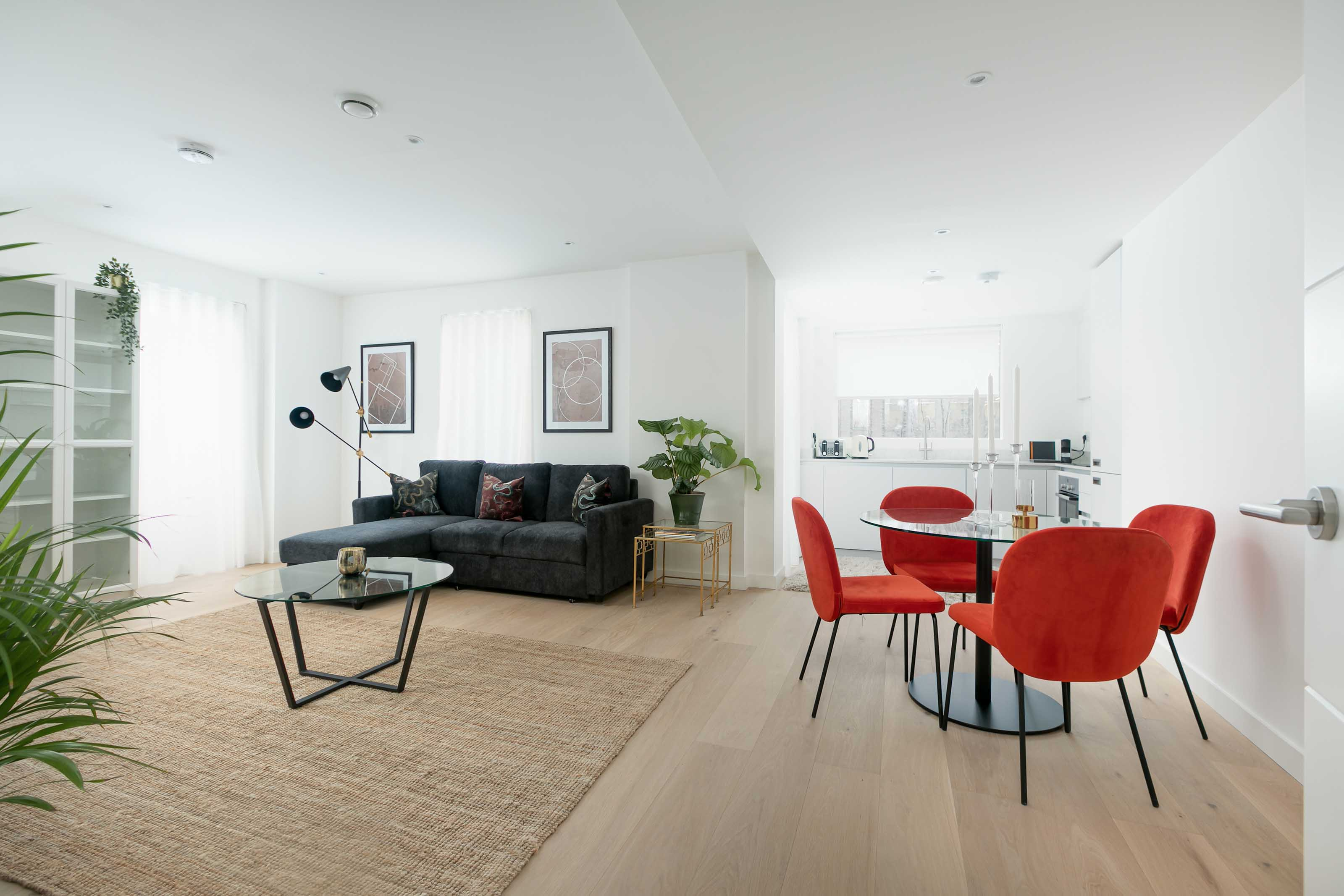 <p>Lovelydays Luxury Rentals introduce you pictures of a charming house in the heart of King's Cross</p>