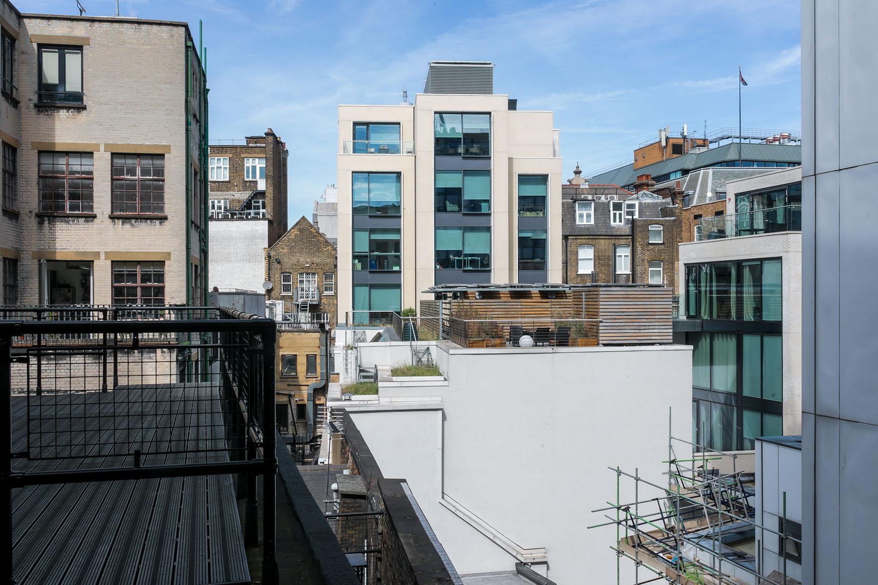 Lovelydays luxury service apartment rental - London - Soho - Oxford Street V - Lovelysuite - 1 bedrooms - 1 bathrooms - Exterior - be00e6a00c10 - Lovelydays