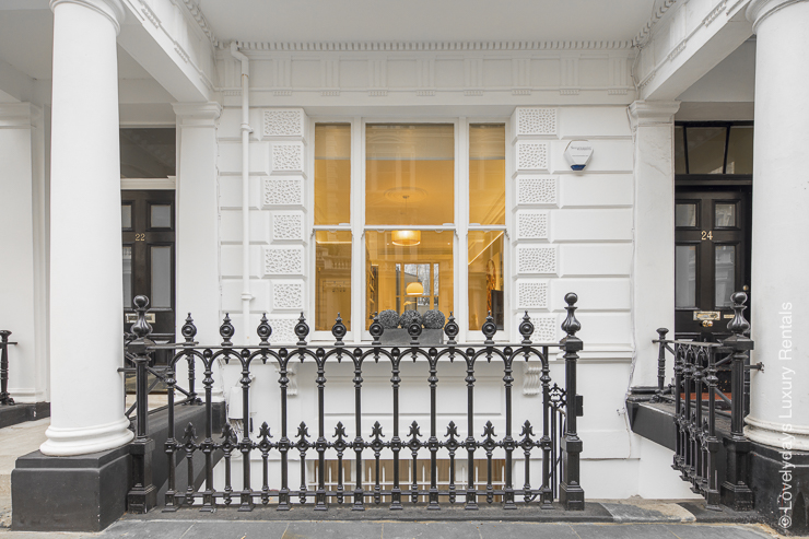 Lovelydays luxury service apartment rental - London - Notting Hill - Clanricarde II - Lovelysuite - 2 bedrooms - 2 bathrooms - Queen bed - 1dcb272f3b4b - Lovelydays