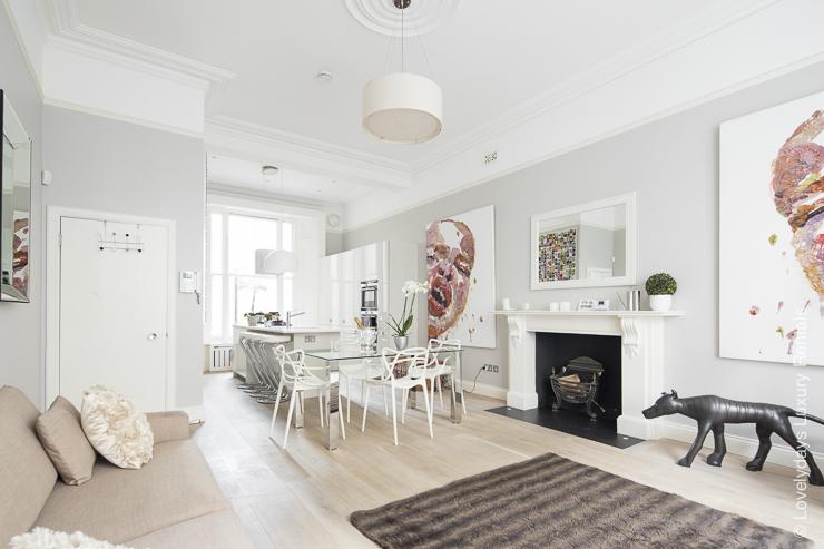 Lovelydays luxury service apartment rental - London - Notting Hill - Clanricarde II - Lovelysuite - 2 bedrooms - 2 bathrooms - Queen bed - e433b662f76c - Lovelydays