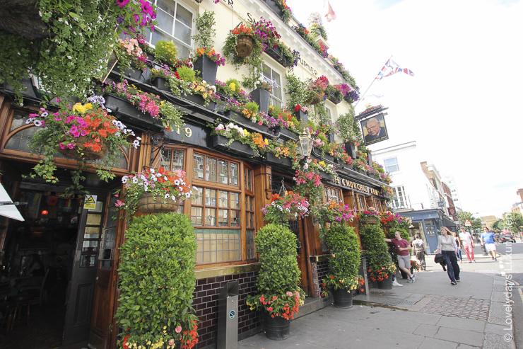 Lovelydays luxury service apartment rental - London - Notting Hill - Clanricarde II - Lovelysuite - 2 bedrooms - 2 bathrooms - Exterior - 54f0d937de77 - Lovelydays