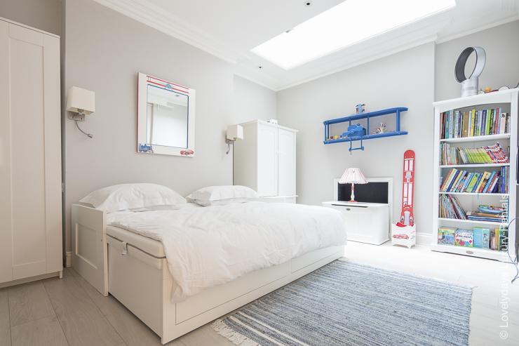 Lovelydays luxury service apartment rental - London - Notting Hill - Clanricarde II - Lovelysuite - 2 bedrooms - 2 bathrooms - Queen bed - b0fe1f3ed80b - Lovelydays