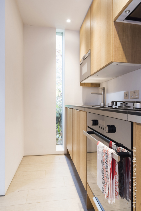 Lovelydays luxury service apartment rental - London - Notting Hill - Monmouth Place - Lovelysuite - 1 bedrooms - 1 bathrooms - Luxury kitchen - df194a0eebb1 - Lovelydays