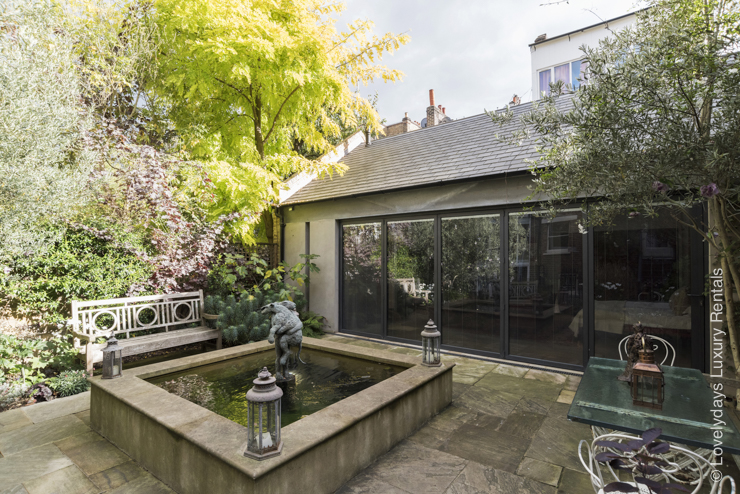 Lovelydays luxury service apartment rental - London - Notting Hill - Monmouth Place - Lovelysuite - 1 bedrooms - 1 bathrooms - Amazing garden - 3e08f1536d74 - Lovelydays