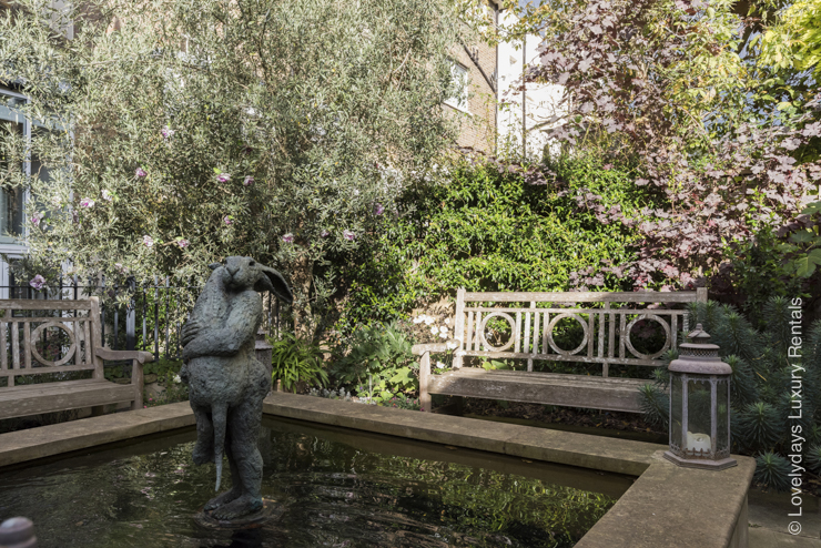 Lovelydays luxury service apartment rental - London - Notting Hill - Monmouth Place - Lovelysuite - 1 bedrooms - 1 bathrooms - Lovely garden - 5e662b9ab6bb - Lovelydays