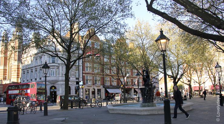 Lovelydays luxury service apartment rental - London - Soho - Romilly Street - Lovelysuite - 2 bedrooms - 2 bathrooms - Exterior - 112d03f9ec78 - Lovelydays