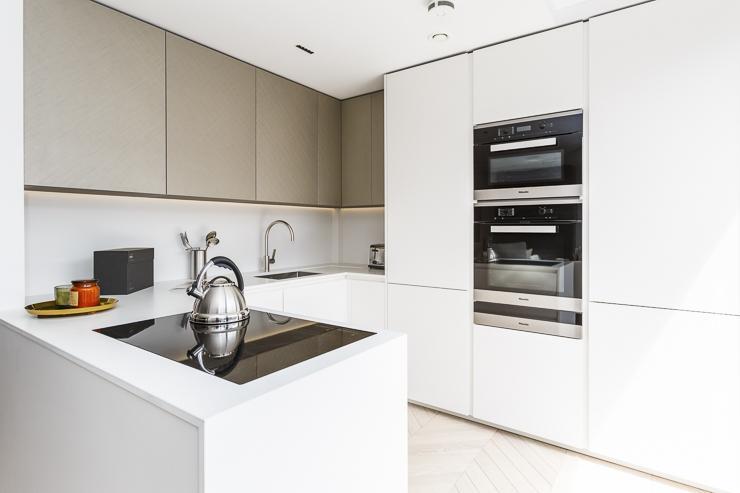 Lovelydays luxury service apartment rental - London - Fitzrovia - Goodge street IV - Lovelysuite - 2 bedrooms - 2 bathrooms - Luxury kitchen - 5a4e8bc4d0f3 - Lovelydays