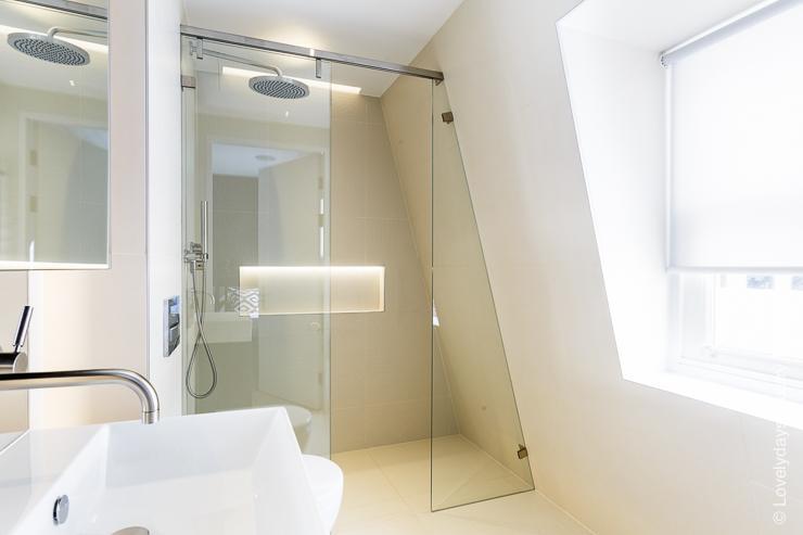 Lovelydays luxury service apartment rental - London - Fitzrovia - Goodge street IV - Lovelysuite - 2 bedrooms - 2 bathrooms - Lovely shower - adb5cbb0dc74 - Lovelydays