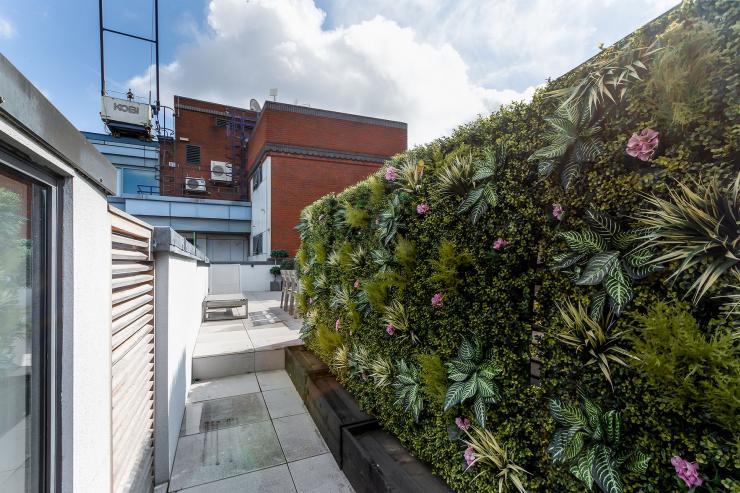 Lovelydays luxury service apartment rental - London - Soho - Great Marlborough St. IX - Lovelysuite - 2 bedrooms - 2 bathrooms - Huge terrace - 4476a6f55112 - Lovelydays
