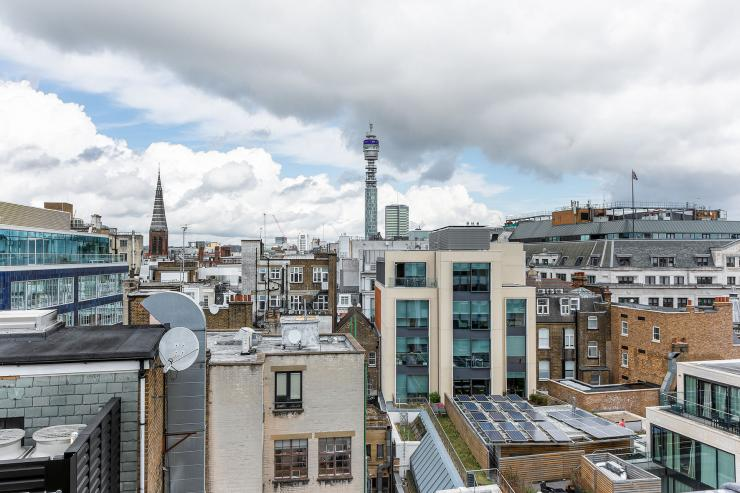 Lovelydays luxury service apartment rental - London - Soho - Great Marlborough St. IX - Lovelysuite - 2 bedrooms - 2 bathrooms - Panoramic view - c91e3a58119b - Lovelydays
